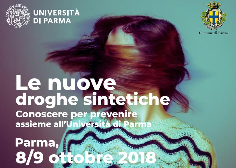Nuove droghe sintetiche – Parma