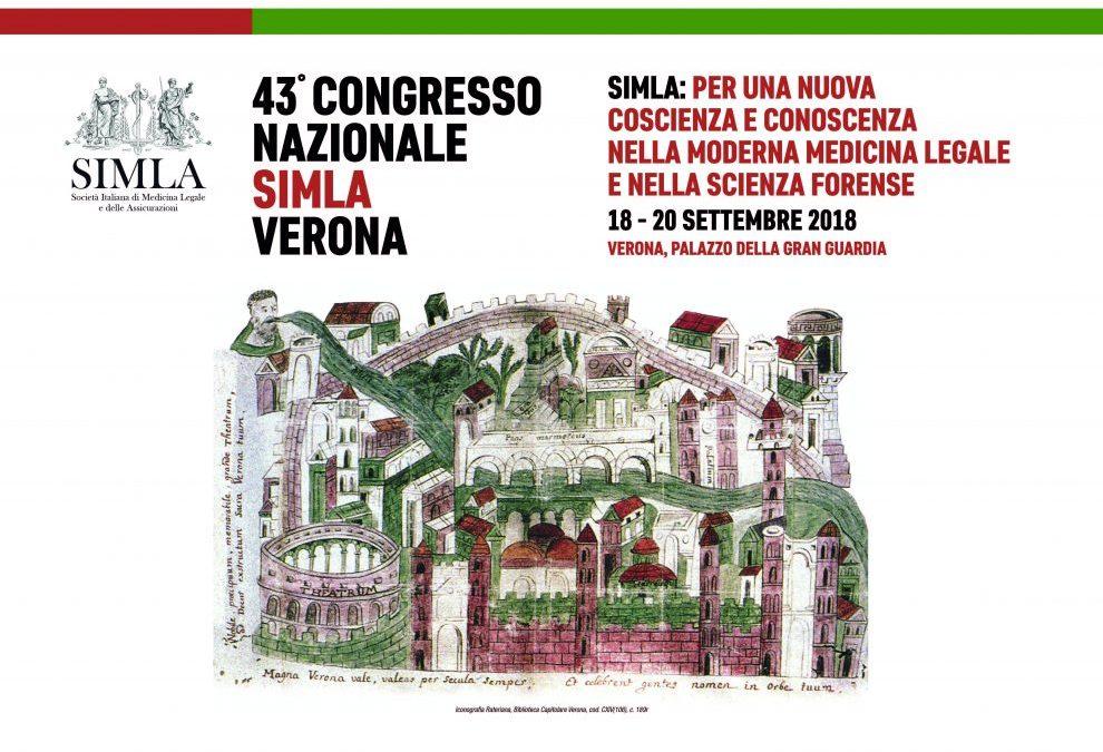 Simla 2018 – 18 – 20Settembre – Verona